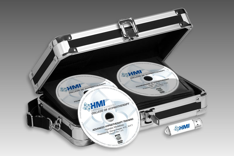 54-DVD HMI Vault and HMI Thumb Drive