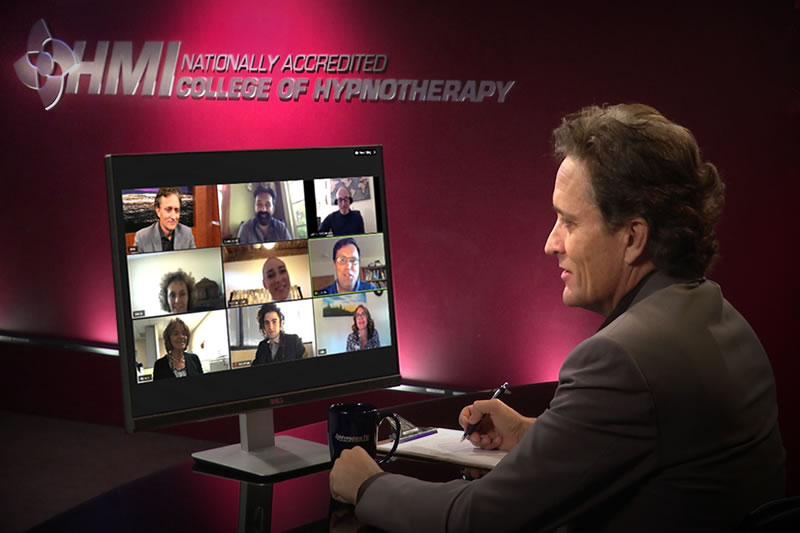 Advanced Hypnosis Video Training Courses - HMI Distance Learning