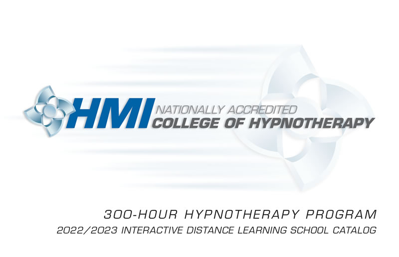 HMI Diploma in Hypnotherapy IDL School Catalog Cover