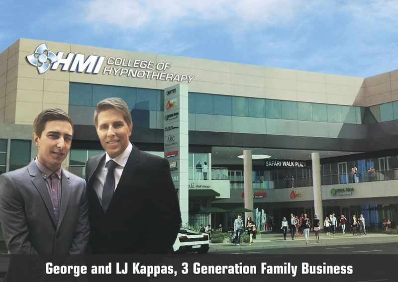 George and LJ Kappas, 3 Generation Family Business