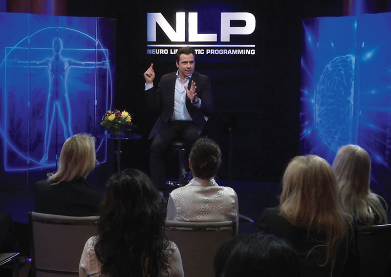 NLP with HMI Senior Staff Instructor Joe Tabbanella