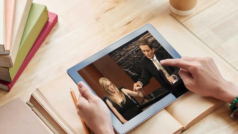 iPad John Melton