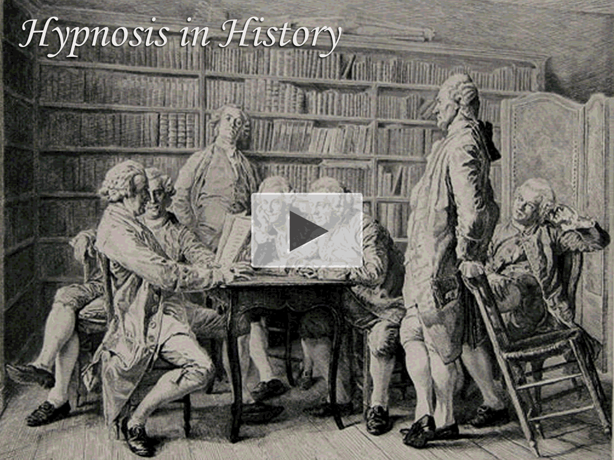 hypnosis in history american hypnosis association