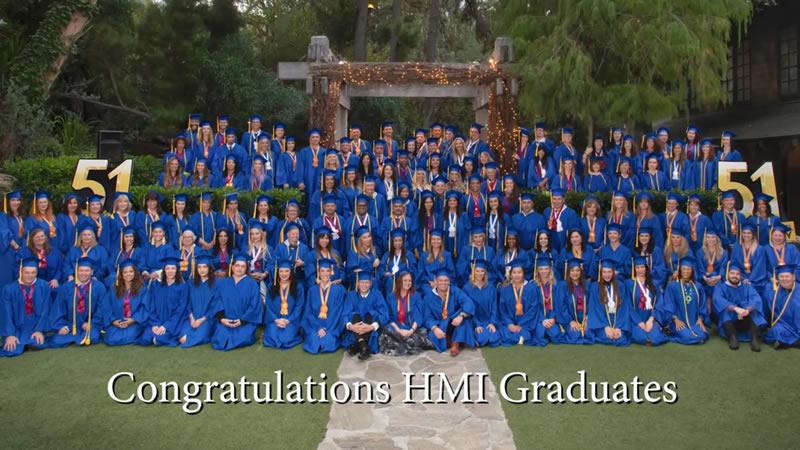 Congratulations HMI Graduates - Class of 2019