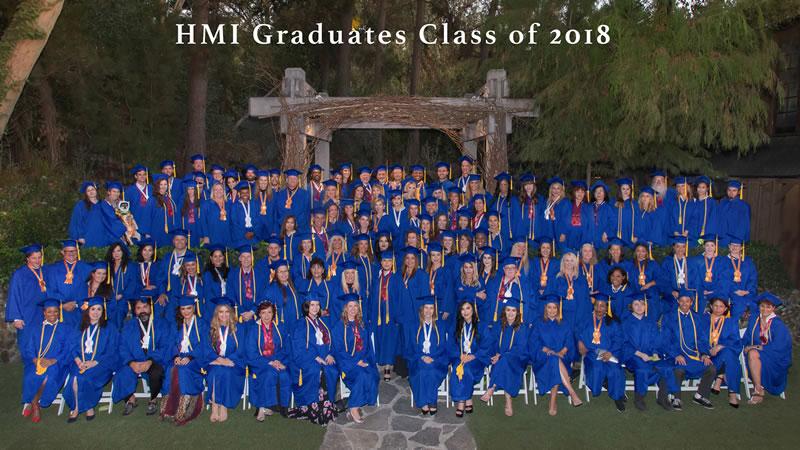 HMI Graduates - Class of 2018