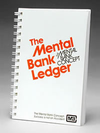 The Mental Bank Ledger - John G. Kappas, Ph.D.