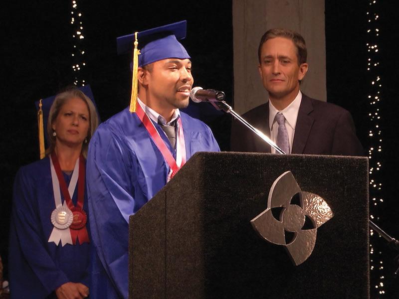 HMI Graduation Ceremonies