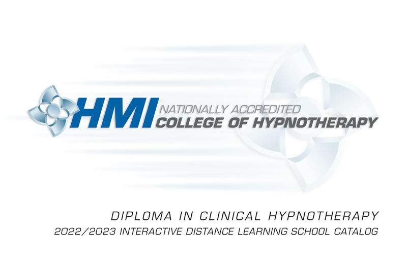 HMI Diploma in Clinical Hypnotherapy IDL School Catalog Cover