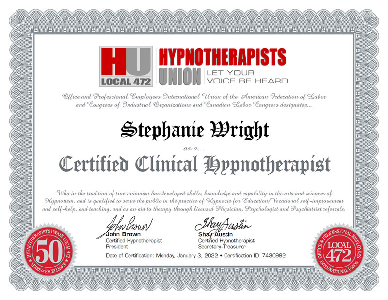 HMI College of Hypnotherapy - Accredited In-Person
